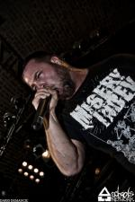 Beneath The Massacre - Bochum - Matrix (11.02.2012)
