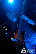 Between The Buried And Me - Berlin - Columbia Club (02.03.2010)