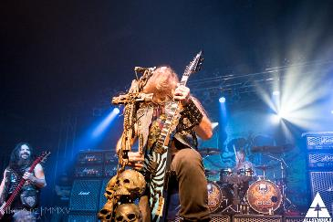 Black Label Society - Stuttgart - LKA Longhorn (11.07.2015)
