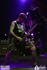 Born From Pain - Easter Cross Oberndorf - Neckarhalle (05.04.2015)