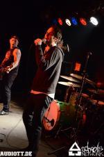 Bouncing Souls - Köln - Underground (08.05.2012)
