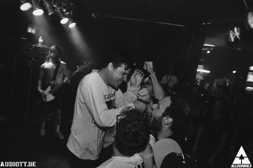 Break Even - Köln - Underground (29.08.2015)