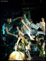 Bring Me The Horizon - Trier - Ex-Haus (14.01.2008)