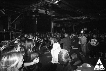 Burning Down Alaska - WarmUp Impericon Festival - Leipzig - Conne Island (01.05.2015)