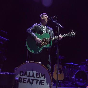 CALLUM BEATTIE - Berlin - Tempodrom (02.04.2019)