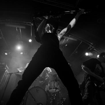 CODE ORANGE - Hamburg - Markthalle (21.03.2017)
