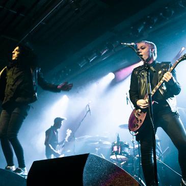 CREEPER - München - Backstage Werk (15.10.2017)