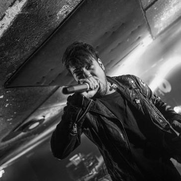 CROSSFAITH - Hamburg - Logo (03.10.2018)
