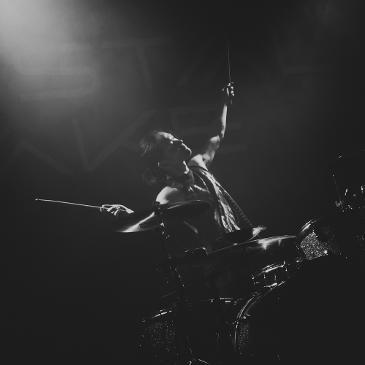 CRSYTAL LAKE - NEVER SAY DIE TOUR 2019 - München - Backstage (23.11.2019)