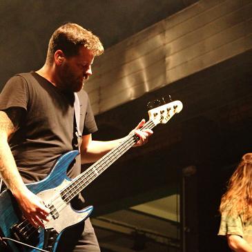 CRUEL HAND - NEVER SAY DIE! TOUR - LEIPZIG - WERK 2 (28.11.2015)