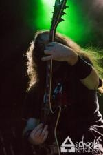 Cannibal Corpse - Enschede - Atak (12.02.2012)