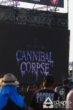 Cannibal Corpse - Roitzschjora - With Full Force (30.06.2012)