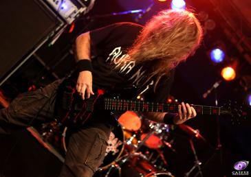 Cannibal Corpse - Trier - Exhaus (11.08.2015)