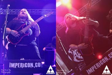 Carnifex  - Impericon Festival - Leipzig - Agra (02.05.2015)