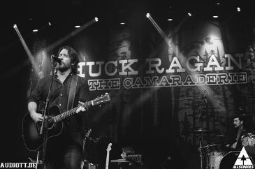 Chuck Ragan & The Camaraderie - Köln - Palladium (21.08.2015)