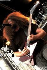 Coheed and Cambria  - Münster - Vainstream Rockfest 2008 (28.06.2008)