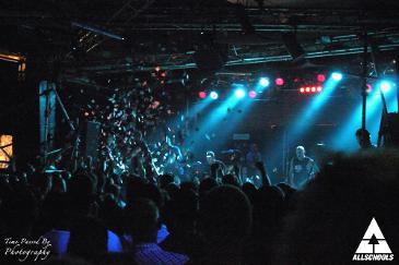 Comeback Kid - WarmUp Impericon Festival - Leipzig - Conne Island (01.05.2015)