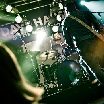 DAVE HAUSE AND THE MERMAID - Lindau - Club Vaudeville (30.09.2017)
