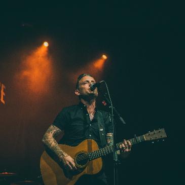 DAVE HAUSE  - Köln - Palladium (28.07.2018)