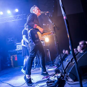 DAVE HAUSE & THE MERMAID - Hamburg - Knust (01.02.2018)