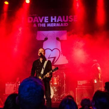 DAVE HAUSE & THE MERMAID - Köln - Gloria (01.03.2017)