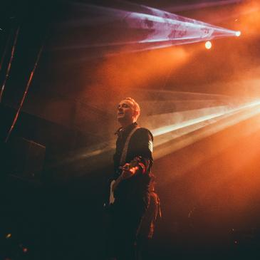 DAVE HAUSE & THE MERMAID - Köln - Palladium (02.02.2018)