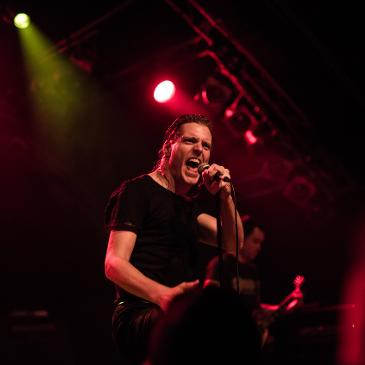 DEAFHEAVEN - Hamburg - Markthalle (25.09.2019)