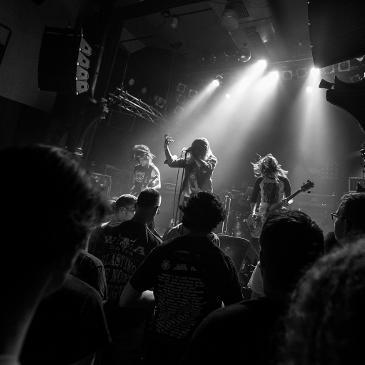 DEATHRITE - Hamburg - Knust (21.09.2016)