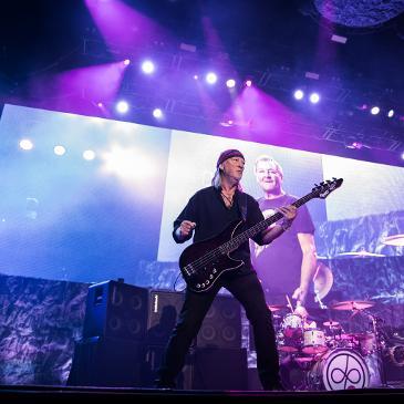DEEP PURPLE - Hamburg - Barclaycard Arena (30.05.2017)