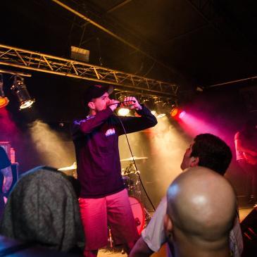 DEFEATER - Köln - Underground (20.03.2016)