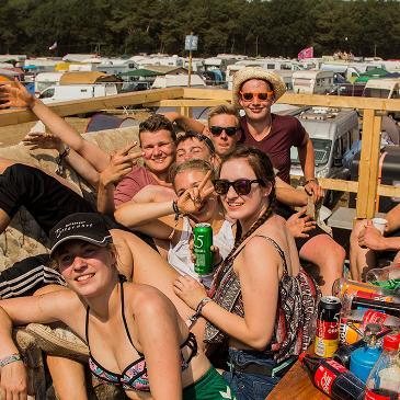 DEICHBRAND FESTIVAL 2018 - Cuxhaven (Nordholz) - Seeflughafen (19.-22.07.2018)