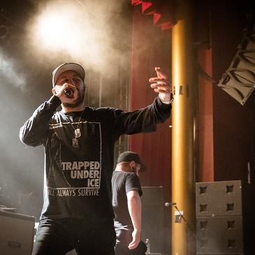 DESPISED ICON - IMPERICON FESTIVAL - ZÜRICH - X-TRA (05.05.2016)