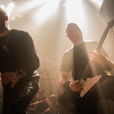 DESPISED ICON - Progression Tour - Hamburg - Knust (30.04.2016)