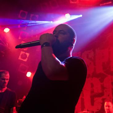 DESPISED ICON - Progression Tour - Hamburg - Knust (30.04.2016)