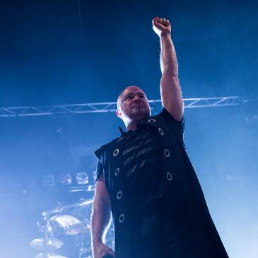 DISTURBED - Hamburg - Docks (15.06.2016)