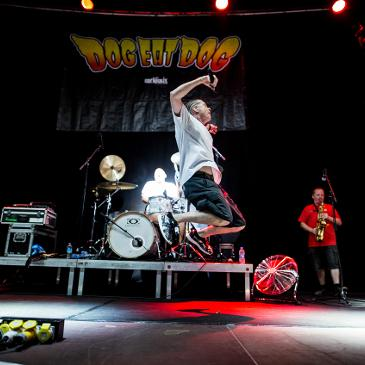 DOG EAT DOG - Hannover - Swiss Life Hall (15.08.2018)