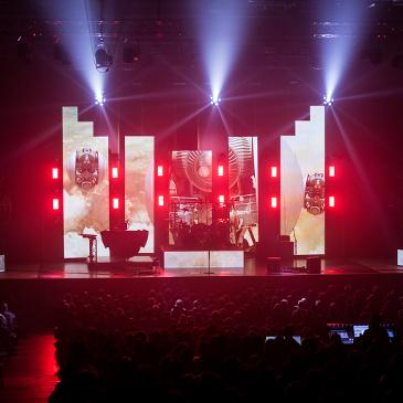 DREAM THEATER - The Astonishing live - Bochum - RuhrCongress (10.03.2016)