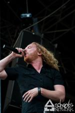 Dark Tranquillity - Roitzschjora - With Full Force (04.07.2010)
