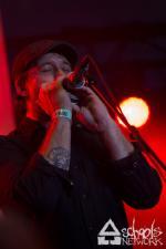 Dave Hause - Meerhout - Groezrock (29.04.2012)