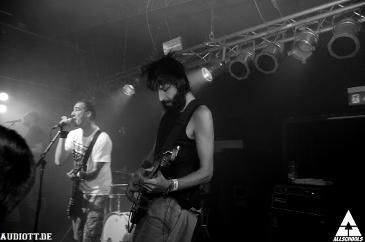 Days In Grief - Köln - Underground (18.09.2015)
