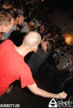 Death Is Not Glamorous - Köln - AZ (06.08.2011)
