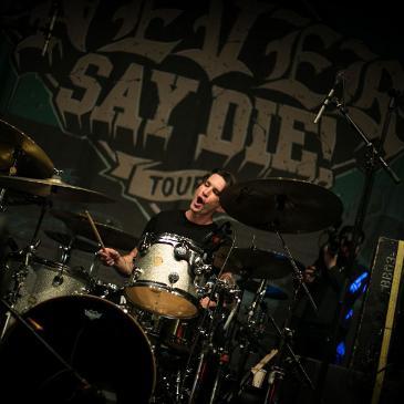 Defeater, Never Say Die Tour - Oberhausen - Turbinenhalle 2 (27.11.2015)