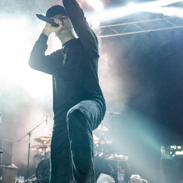Despised Icon / Impericon Fest - Oberhausen - Turbinenhalle (22.04.2016)