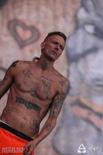 Die Antwoord - Rock'n'Heim Festival - Hockenheimring (15.08.2014)
