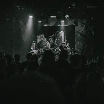 ECKE PRENZ - Köln - Club Volta (27.10.2019)