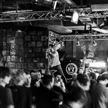 EGOTRONIC - DEUTSCHLAND, ARSCHLOCH, FICK DICH! TOUR - BREMEN - TOWER (16.12.2015)
