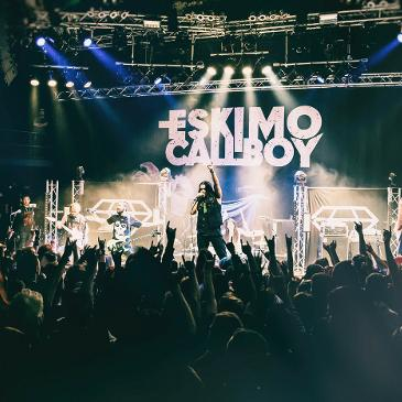 ESKIMO CALLBOY – Bremen – Schlachthof (02.12.2016)