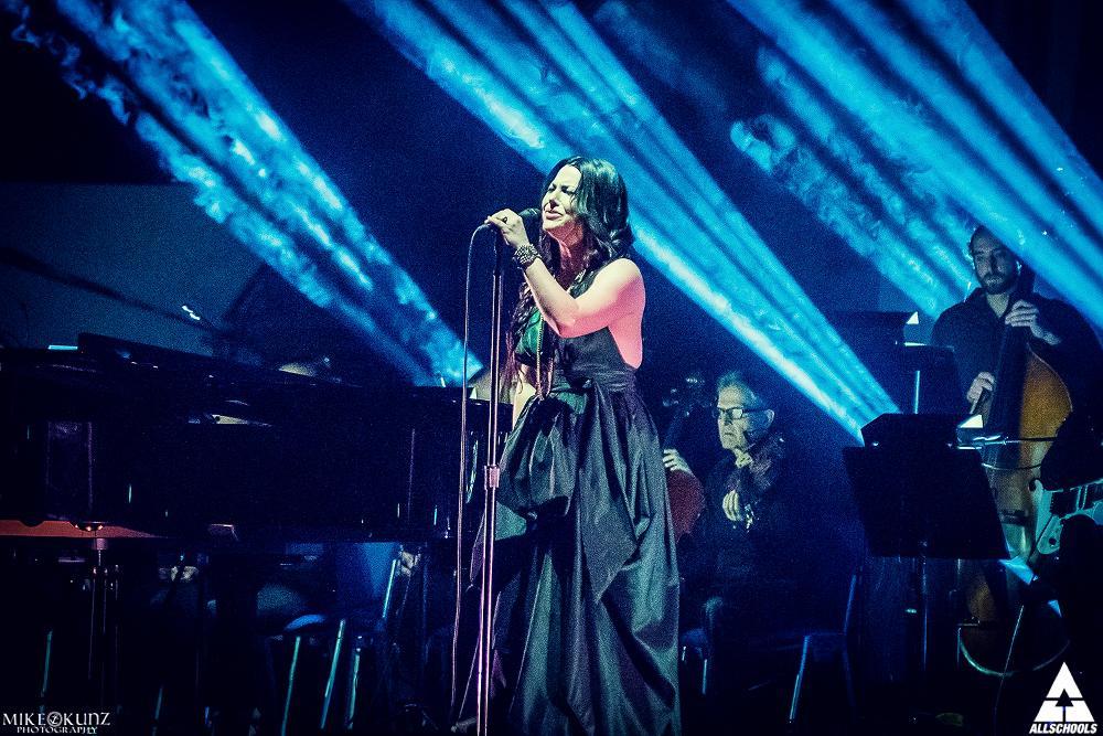 Evanescence Uk Tour