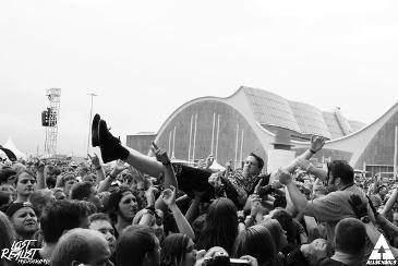 Elbriot Festival 2015 - Hamburg - Großmarkt (15.08.2015)