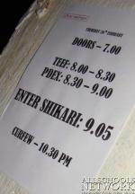Enter Shikari - London - The Borderline (26.02.2009)